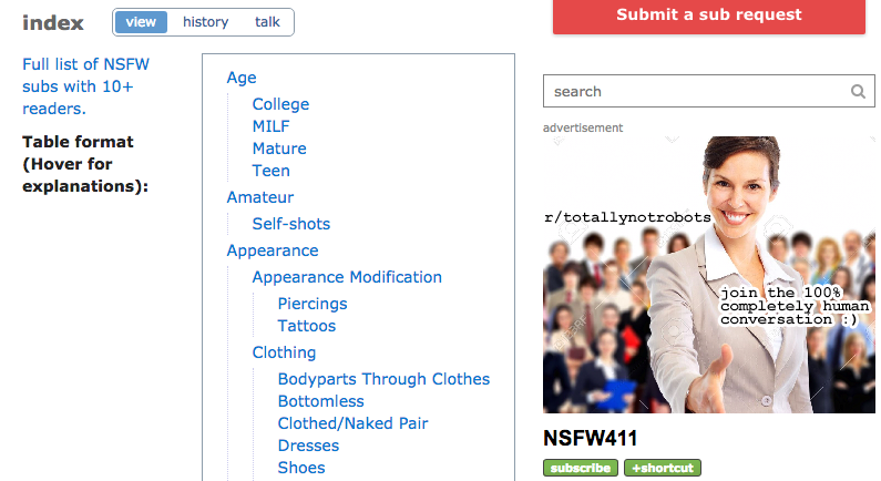 Adult amature search engine