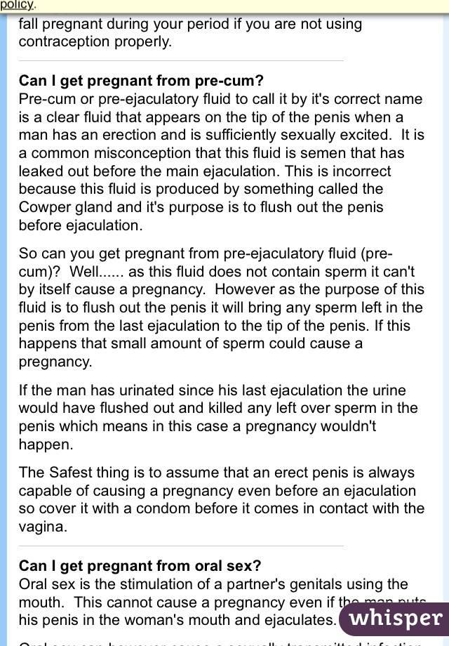 Sperm how precum much in