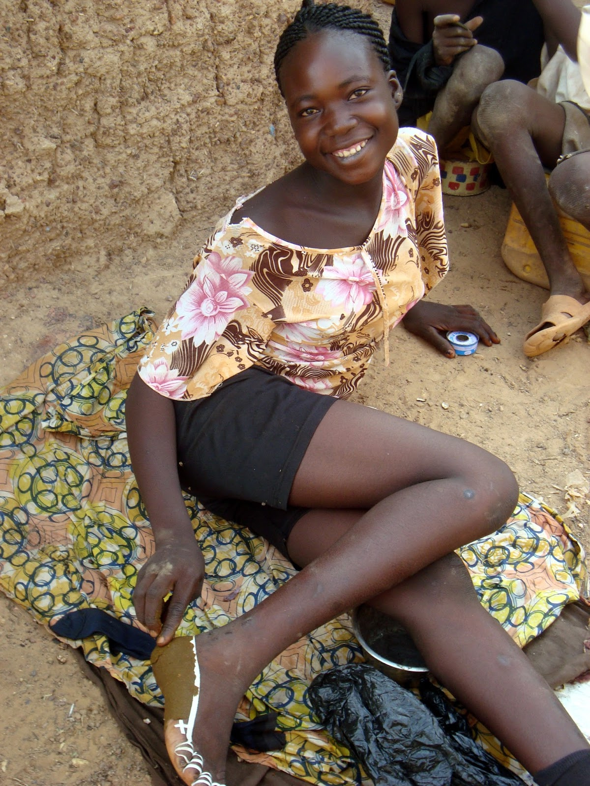 African girls leaked photos