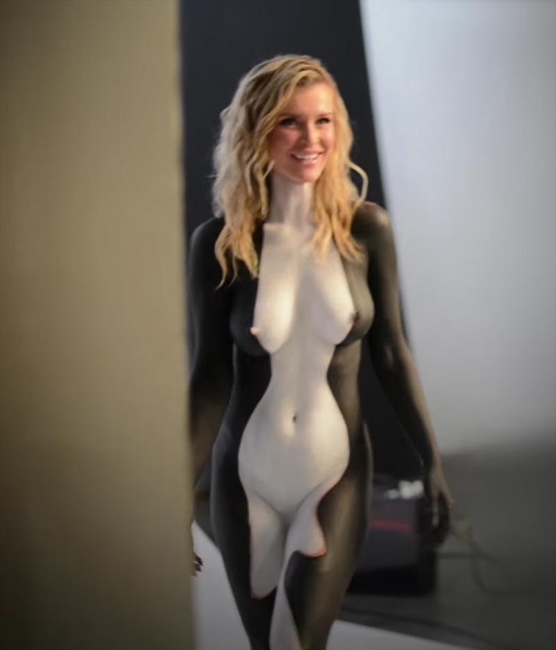 Anna louise plowman nude fake