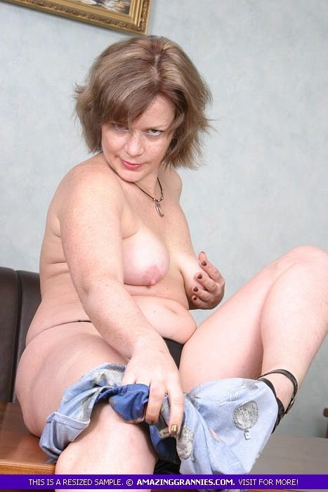 Naked russian granny pics