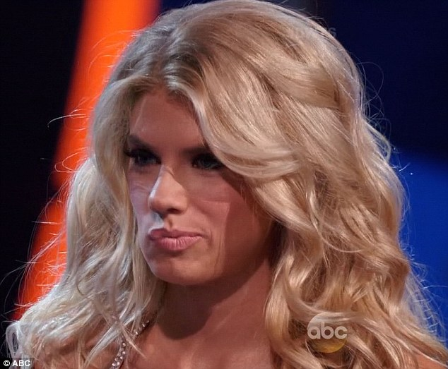 Dancing with the stars nude fakes