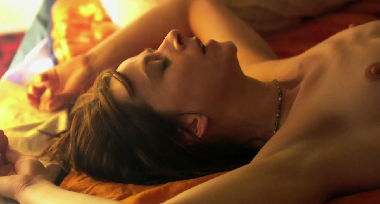 Kate dickie nude in red road
