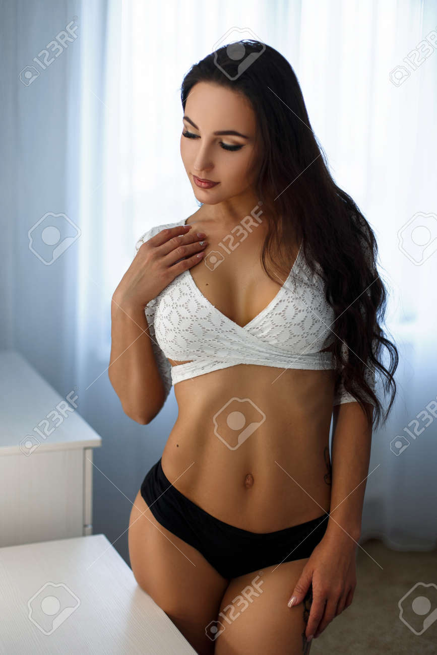 Girl sexy big breast