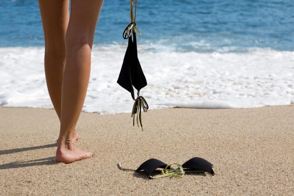 Naked dream girl nude beach