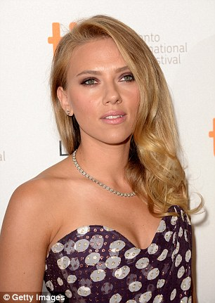 Scarlett johansson most beautiful woman