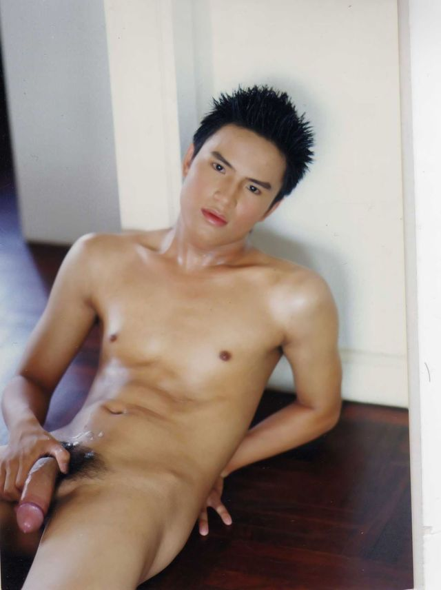 Thai men nude cock