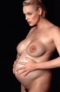 Pregnant porn stars nude