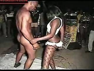 Nude jamaican dancehall sluts public