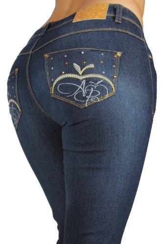 Apple bottom jeans ass