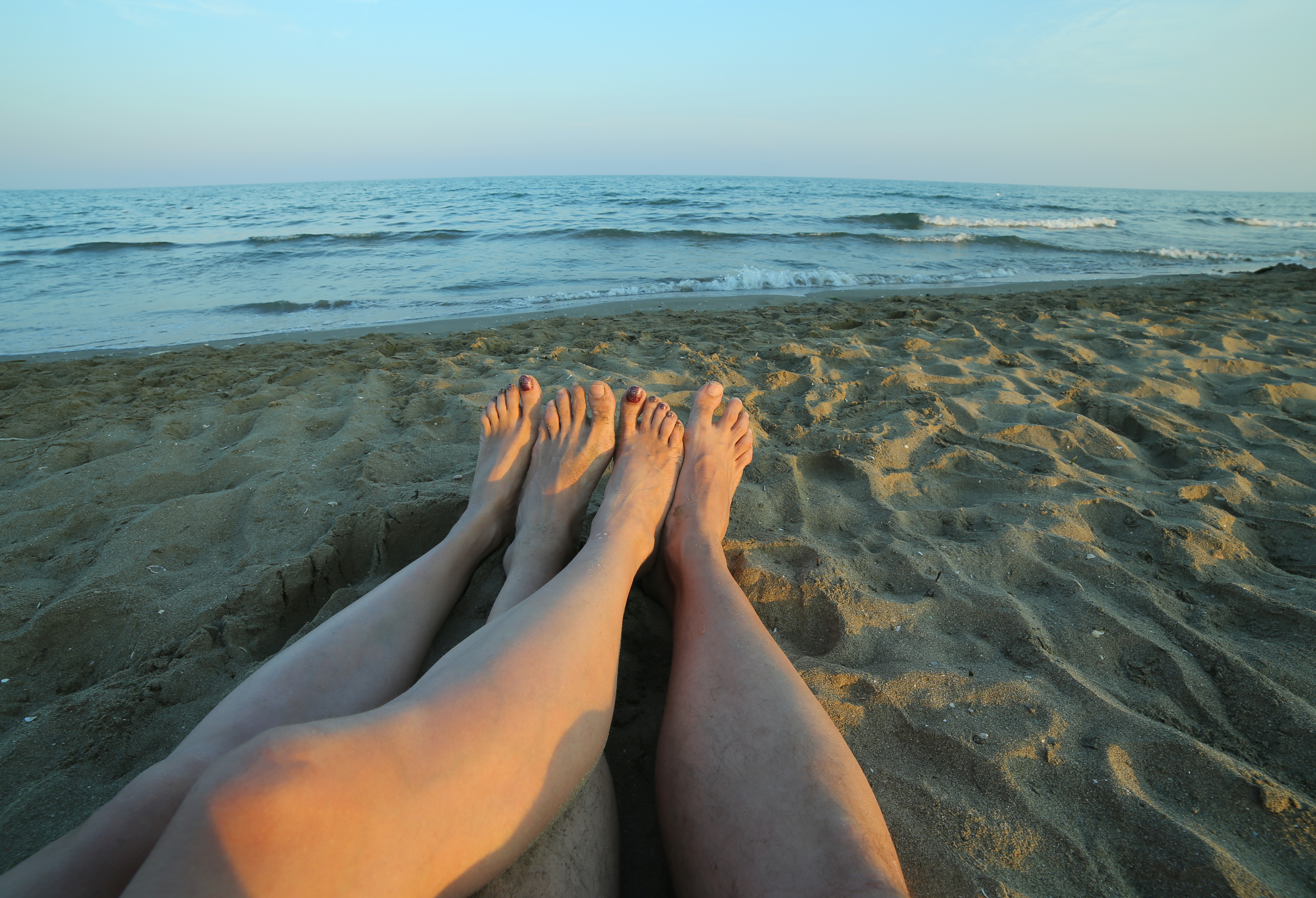 Nude beaches in germany