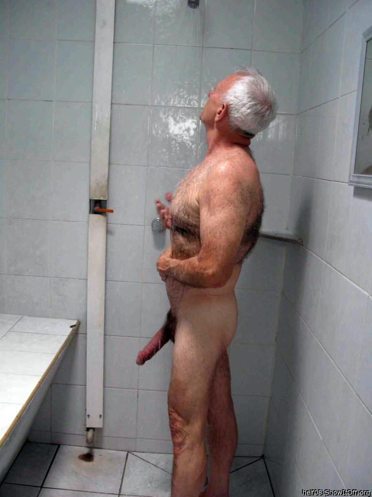 Nude grandpa big cock