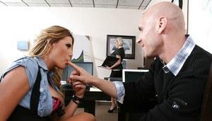 Stephanie first time porn
