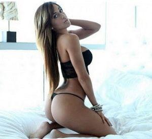 Pussy pantie butt big big black