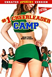Sex on trampoline sexy cheerleaders