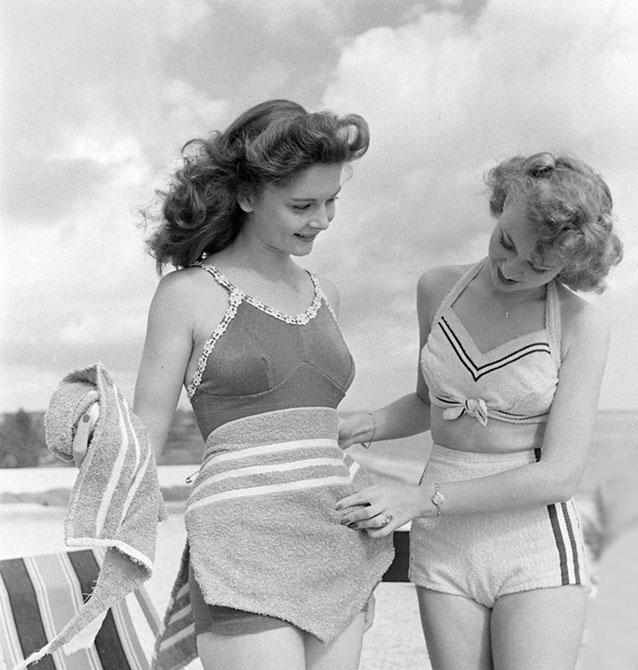 Fotos mujeres de los 60