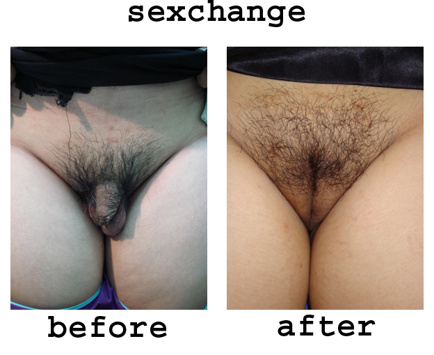 Sex change before and after nude
