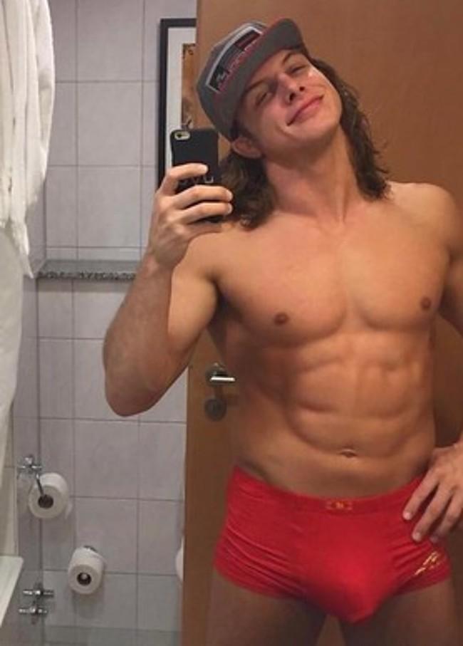 Fake bulge celebrity porn panty