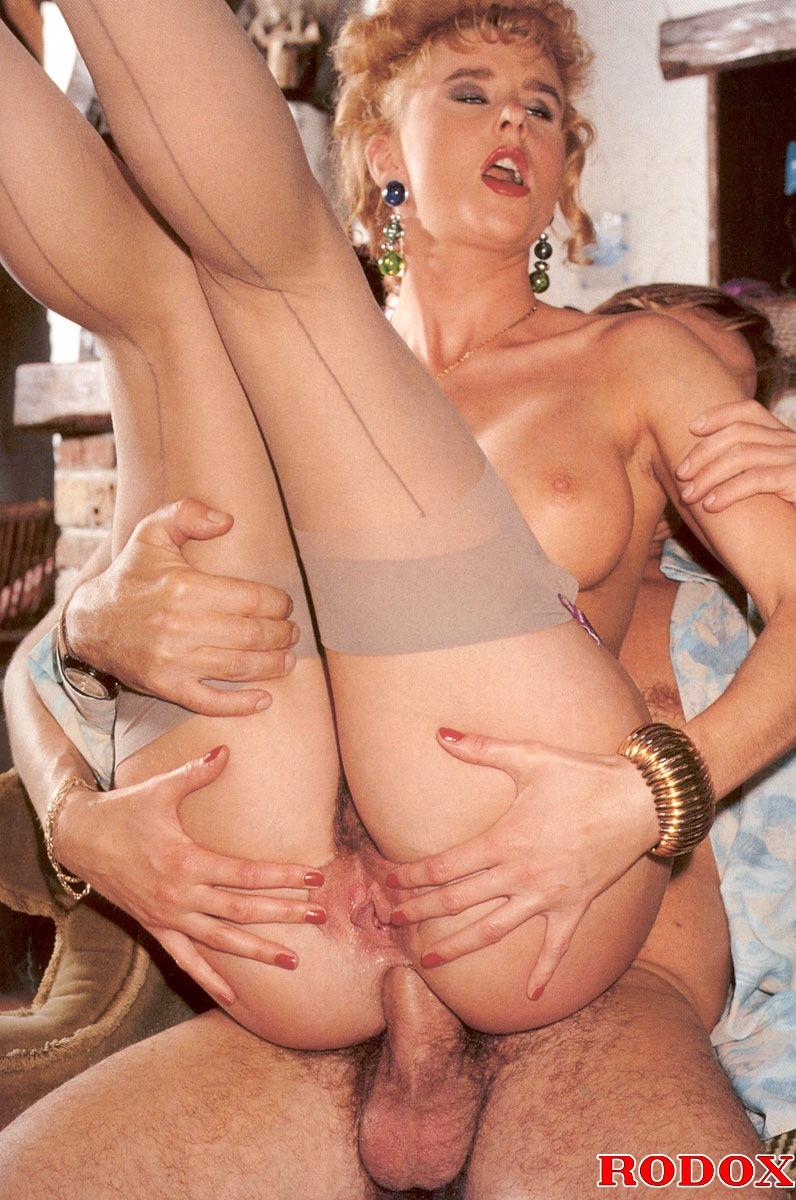 Vintage retro porn anal sex