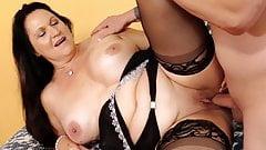 Mature brunette porn stars