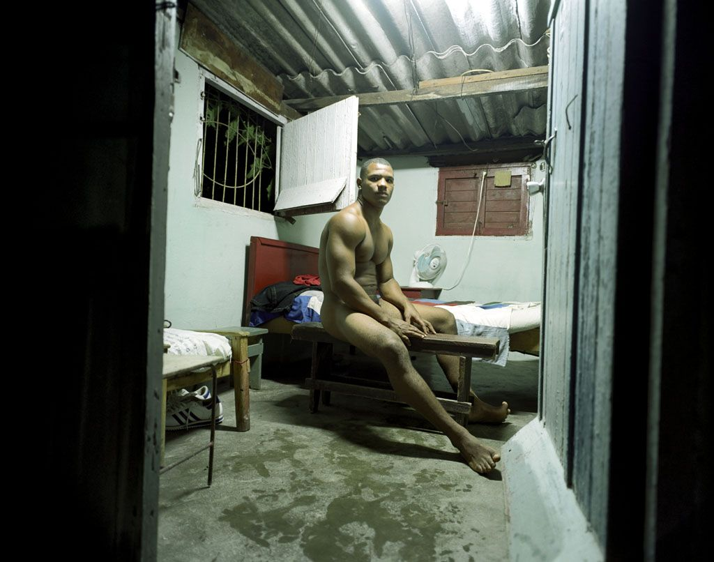 Naked cuban men sucking dick