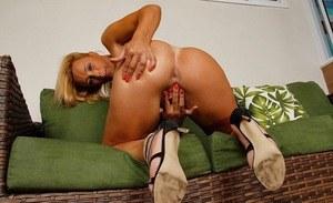 Hot africa black nude