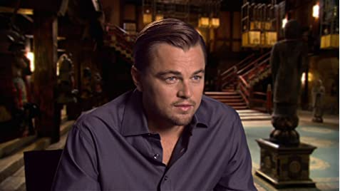 Leonardo dicaprio sex shows