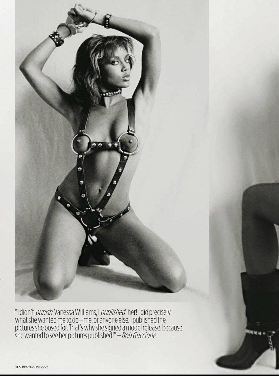 Vanessa williams nude pics