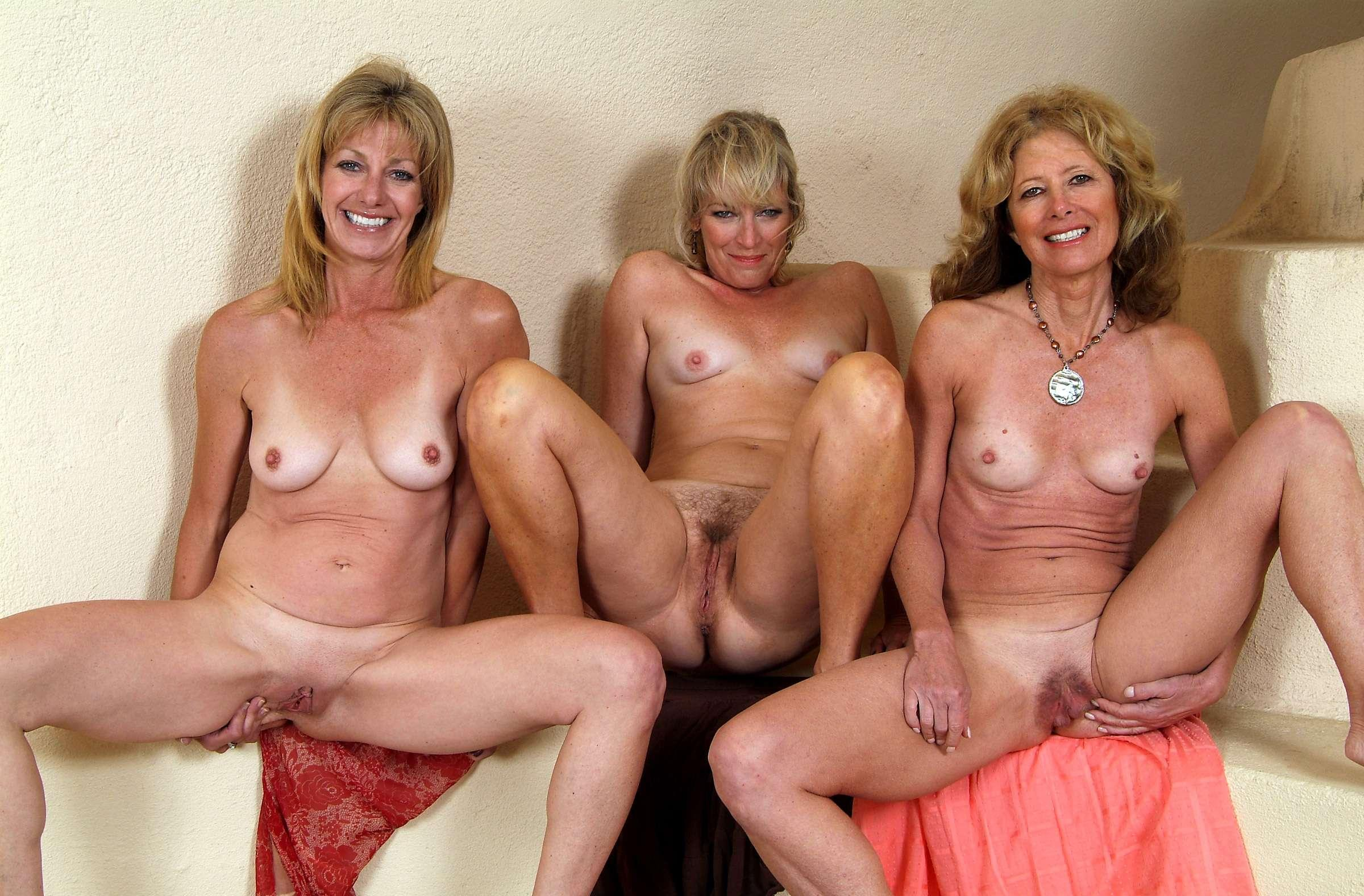 Groups of mature pussy
