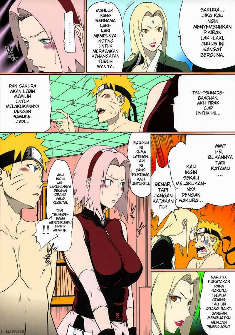 Naked comics naruto shippuden tsunade pussy