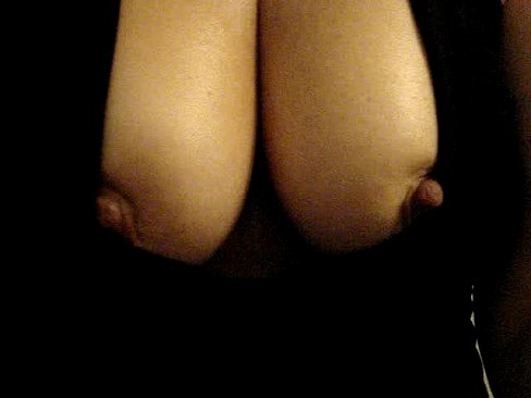 Tits nipples close up