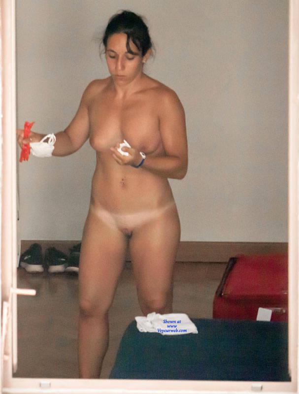 Nude neighbors wife naked