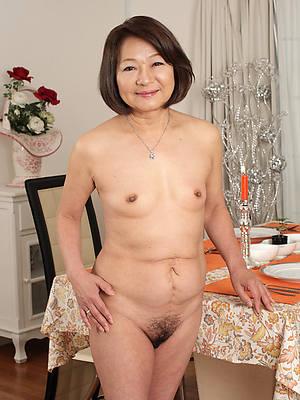 Nude chinese mom chubby