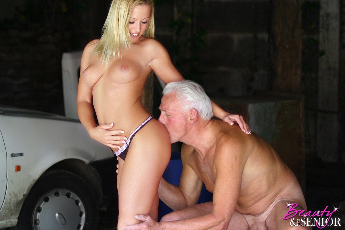 Bruce beauty and the senior hd porn