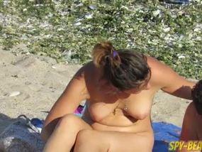 Voyeur amateur nude beach pics