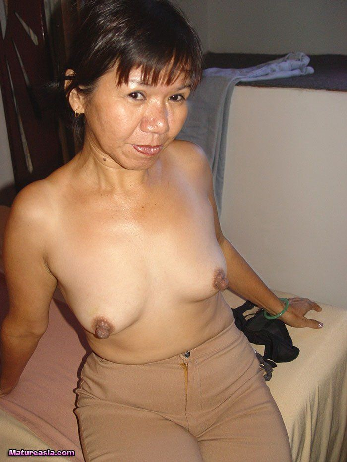 Amateur asian granny sex