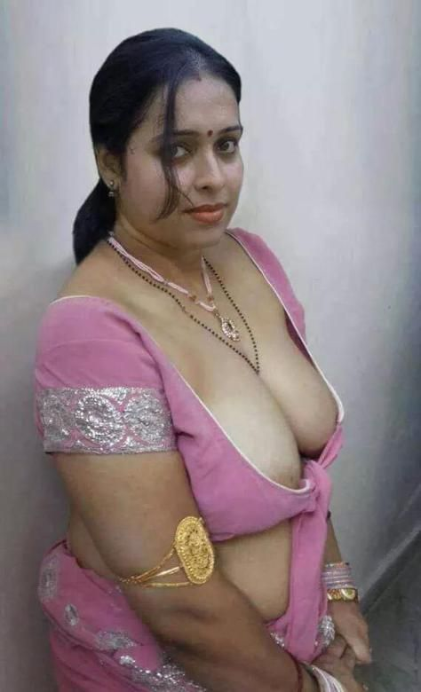 Indian big chubby auntys nude
