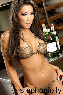 Asian stephanie ly nude