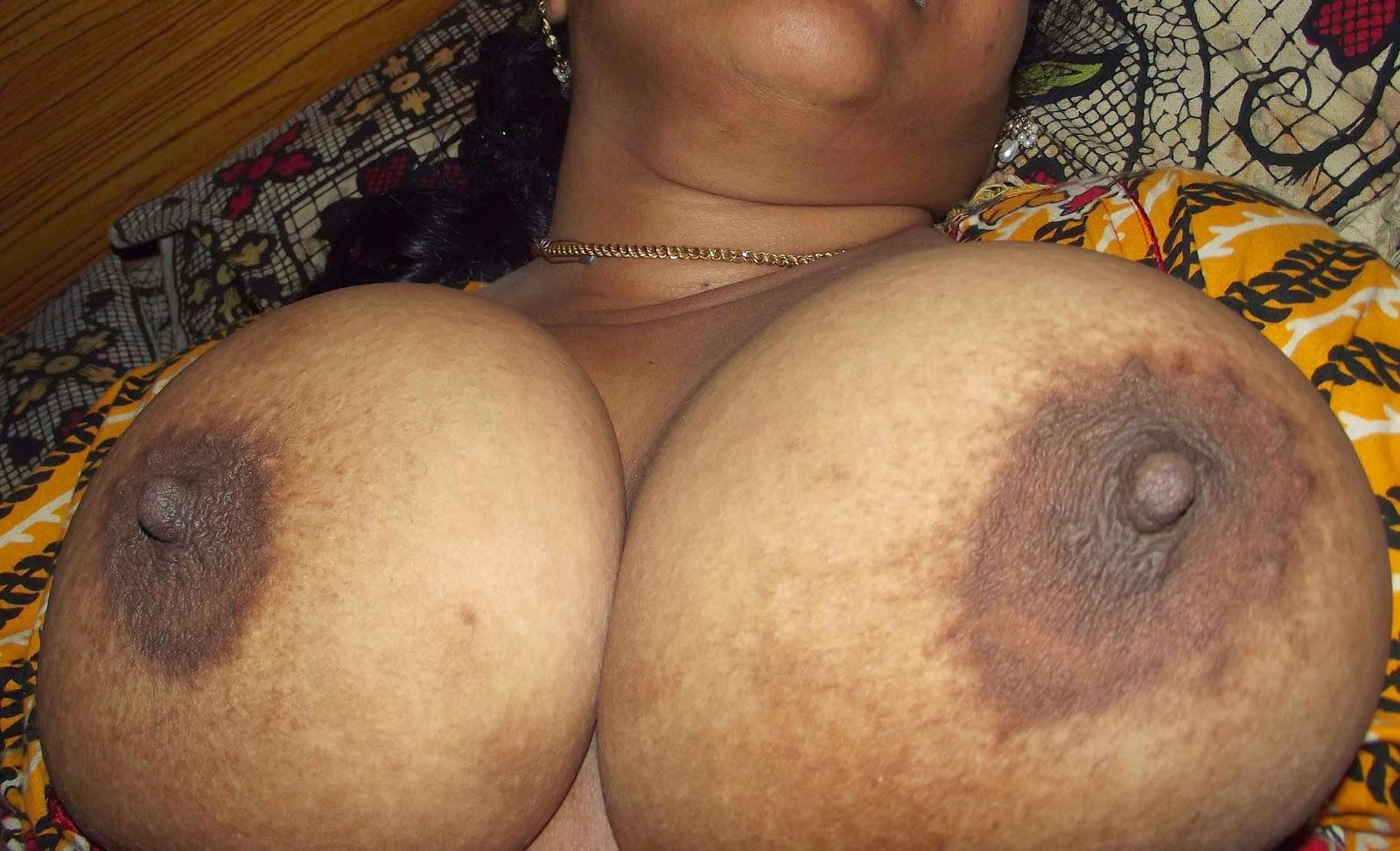 Desi indian aunty big nipples