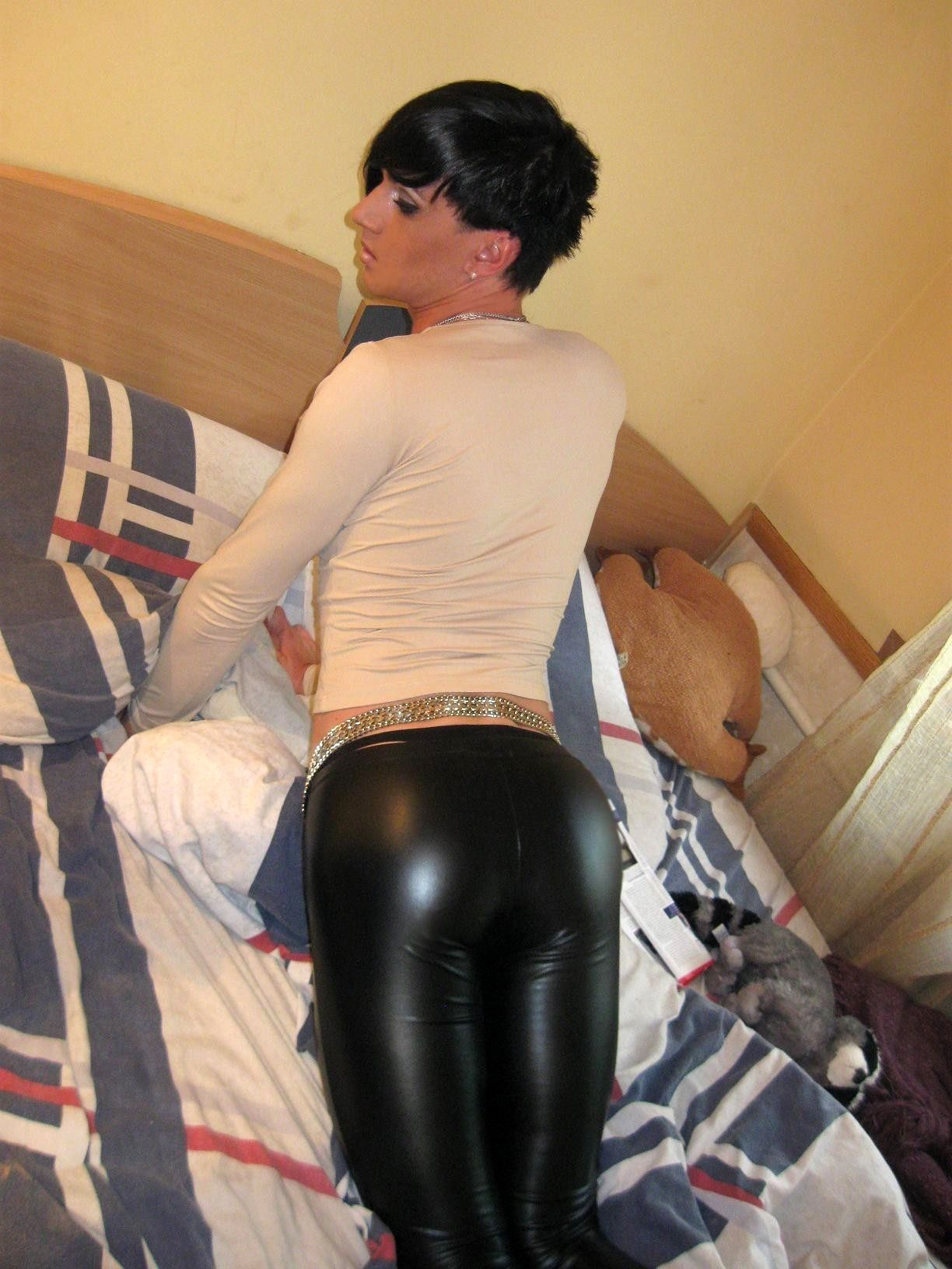 Sissy trap femboy ass