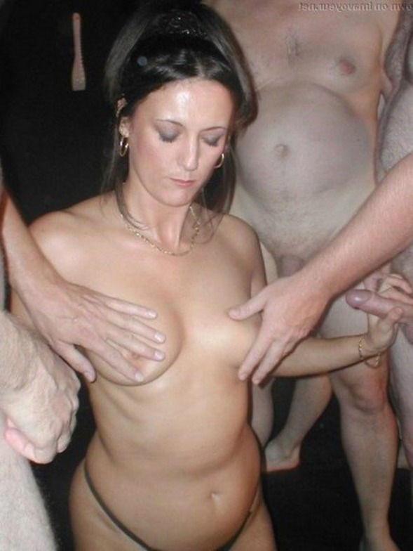 Amateur wife swap sex party