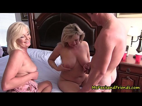 Aunt and son sex
