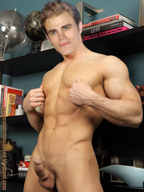 Paul wesley in nude