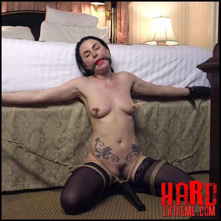 Anal sex and submission bondage