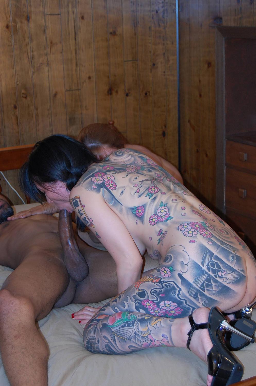 Amateur wife bbc tattoo