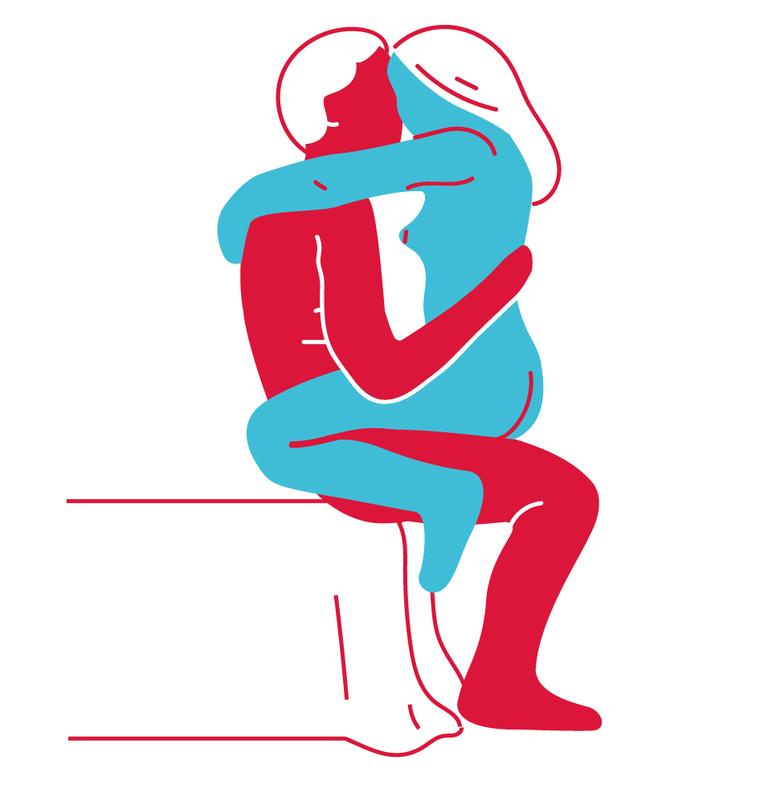 Different sex technique position
