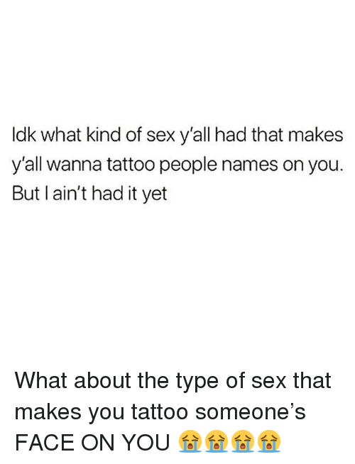 All type of sex