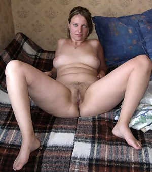 Naked moms spread pussy