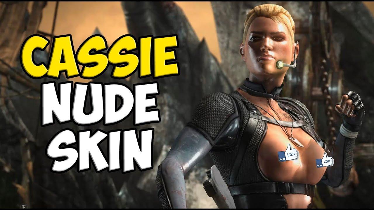 Cassie cage nude fake pics