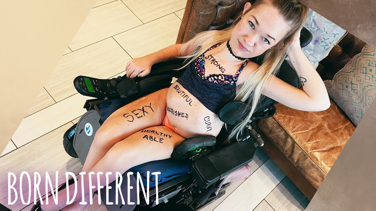 Handicap nude girls needs special